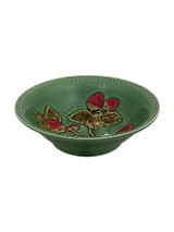 Bordallo Pinheiro Strawberries Decorated Bowl MPN: 65003327 EAN: 5600876078575
