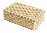 Tizo Jewel Gold-tone Enamel Lady Box, MPN:  RS915GBX