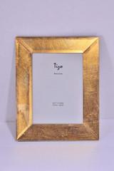 Tizo Super Elegant Gold Leaf Picture Frame 4 x 6 Inch, MPN:  CT624GD46