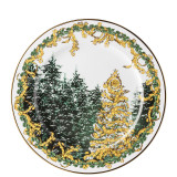 Versace A Winter's Night  Christmas Plate 11 3/4 Inch, MPN: 19305-409945-20021, UPC: 790955021198