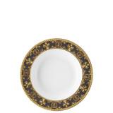 Versace I Love Baroque Nero  Rim Soup 8 1/2 Inch, MPN: 19325-403653-10322, UPC: 790955021518