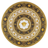 Versace I Love Baroque  Footed Cake Plate 13 Inch, MPN: 19300-403651-12845, UPC: 790955021693