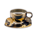 Versace Vanity AD Cup and Saucer 4 Inch 3 oz., MPN: 19750-403608-14715, UPC: 790955864269