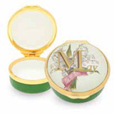 Halcyon Days May Enamel Box, MPN: ENMMA0901G