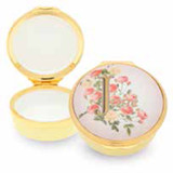 Halcyon Days June Enamel Box, MPN: ENMJU0801G