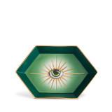 L'Objet Lito-Eye Hexagon Tray, MPN: LxL54.