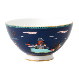 Wedgwood Wonderlust Wonderlust Bowl 4.3 Inch Blue Pagoda, MPN: 40023898, UPC: 701587314190