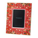 Wedgwood Wonderlust Wonderlust Picture Frame 4X6 Inch Crimson Jewel, MPN: 40023887, UPC: 701587314084