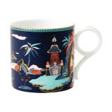 Wedgwood Wonderlust Wonderlust Mug Blue Pagoda, MPN: 40024012, UPC: 701587315333