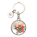 Wedgwood Wonderlust Wonderlust Key Ring Rococo Flowers, MPN: 40023954, UPC: 701587314756