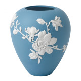 Wedgwood Magnolia Magnolia Blossom Vase 7 Inch, MPN: 40024001, UPC: 701587315227