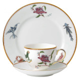 Wedgwood Mythical Creatures Mythical Creatures 3-Piece Set Teacup, Saucer & Plate 8 Inch, MPN: 40015251, UPC: 701587253109