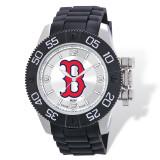 Mens MLB Boston Red Sox B Logo Beast Watch XWM2094 UPC: 846043077353