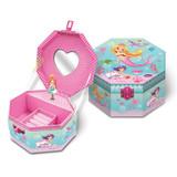 Children's Musical Mermaid Jewelry Box, MPN: GM18051, UPC: 842817039695