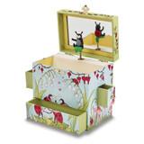 Child's Ladybug Musical Jewelry Box, MPN: GM18127, UPC: 56298112154
