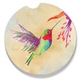 Red Hummingbird Car Coaster, MPN: GM18152, UPC: 73143083605