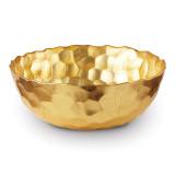 Large Odessa Golden Glass Bowl, MPN: GM18210, UPC: 15227312430