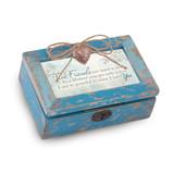 True Friend Heart Locket Music Box Distressed Finish, MPN: GM18542, UPC: 633303846831