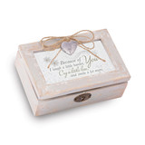 Because of You Heart Locket Music Box Distressed Finish, MPN: GM18550, UPC: 633303846916