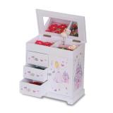 Girls Musical Ballerina Jewelry Box, MPN: GM18966, UPC: 739175131164