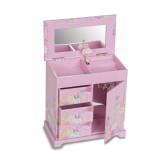 Pink Girls Musical Ballerina Jewelry Box, MPN: GM18969, UPC: 739175032201