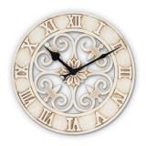 Indoor Outdoor Cast Iron Wall Clock MPN: GM19016