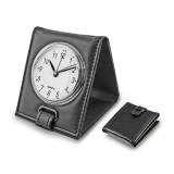 Black Folding Alarm Clock, MPN: GM19178, UPC: 633944005024