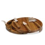 Circo Acacia Cheese Board Set with Tools, MPN: GM20074, UPC: 99967406048