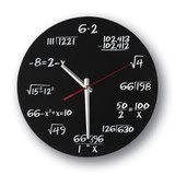 Math Clock, MPN: GM20205, UPC: 700629550053