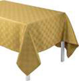 Le Jacquard Francais Anneaux Gold Fabric Yardage 71 Inch MPN: 22524 EAN: 3660269225247