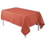 Le Jacquard Francais Anneaux Cognac Tablecloth Square 67 X 67 Inch MPN: 22535 EAN: 3660269225353