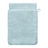 Le Jacquard Francais Caresse Scandinavian Blue Wash Mitt 6 X 7 Inch MPN: 22939 EAN: 3660269229399