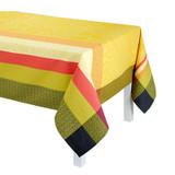 Le Jacquard Francais Provence Broom Coated Tablecloth 69 X 126 Inch MPN: 22952 EAN: 3660269229528
