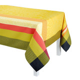 Le Jacquard Francais Provence Broom Coated Tablecloth 59 X 59 Inch MPN: 22954 EAN: 3660269229542