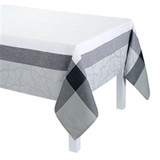 Le Jacquard Francais Pondichery Marble Tablecloth 69 X 69 Inch MPN: 22992 EAN: 3660269229924