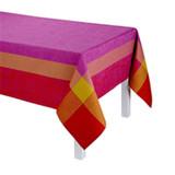 Le Jacquard Francais Pondichery Sari Tablecloth 69 X 98 Inch MPN: 22997 EAN: 3660269229979