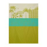 Le Jacquard Francais French Riviera Palm Tea Towel 28 X 20 Inch MPN: 23058 EAN: 3660269230586