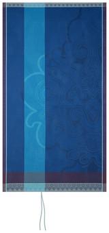 Le Jacquard Francais Jaipur Lapis Lazuli Beach Towel 39 X 78 Inch MPN: 23117 EAN: 3660269231170