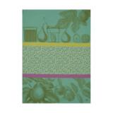 Le Jacquard Francais Confiture Green Tea Towel 24 X 31 Inch MPN: 23447 EAN: 3660269234478