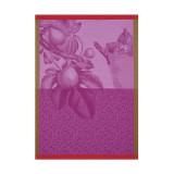 Le Jacquard Francais Fruits Du Verger Purple Tea Towel 24 X 31 Inch MPN: 23448 EAN: 3660269234485
