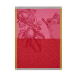 Le Jacquard Francais Fruits Du Verger Coulis Tea Towel 24 X 31 Inch MPN: 23449 EAN: 3660269234492