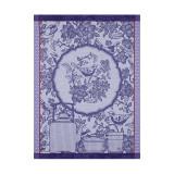 Le Jacquard Francais The De Chine Purple Tea Towel 24 X 31 Inch MPN: 23478 EAN: 3660269234782
