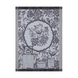 Le Jacquard Francais The De Chine Grey Tea Towel 24 X 31 Inch MPN: 23479 EAN: 3660269234799