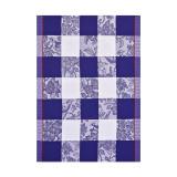 Le Jacquard Francais Estampe Chinoise Purple Tea Towel 24 X 31 Inch MPN: 23481 EAN: 3660269234812