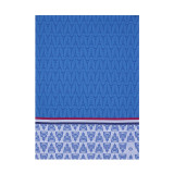 Le Jacquard Francais Allover Paris Blue Tea Towel 28 X 20 Inch MPN: 23545 EAN: 3660269235451