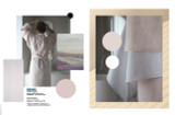 Le Jacquard Francais Volupte Pink Robe Medium-Large Size MPN: 24477 EAN: 3660269244774