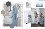Le Jacquard Francais Duetto Adriatic Robe X-Large Size MPN: 24501 EAN: 3660269245016