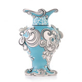 Franz Porcelain Joyful Blessings Vase Limited Edition, MPN: JB01008, UPC: 817714015196