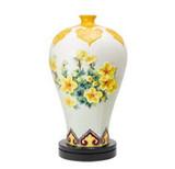 Franz Porcelain Tundra Rose Vase Limited Edition, MPN: FZ03705