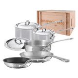 Mauviel M'Cook 8 Piece Set with Crate MPN: 5200.21WC EAN: 3574908700340
